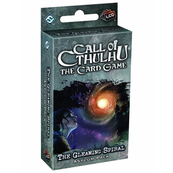 Call of Cthulhu LCG: Gleaming Spiral Asylum Pack