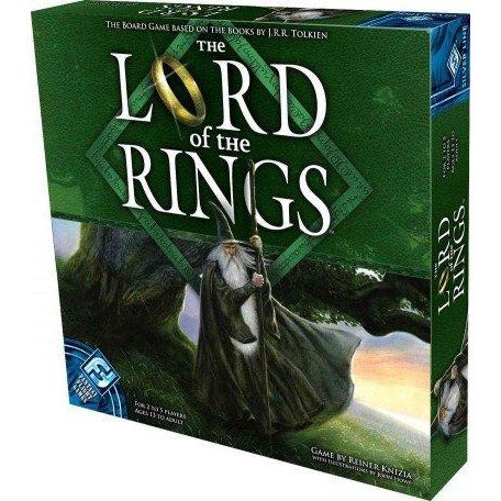 The Lord Of The Rings: The Board Game (Silver Line Edition)