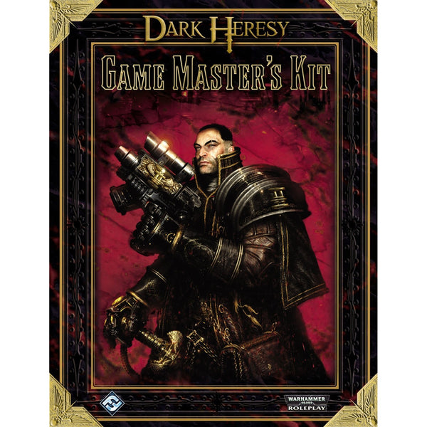 Warhammer 40K Dark Heresy RPG: Game Masters Kit