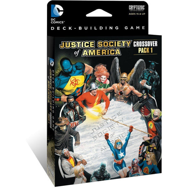 DC Comics Deckbuilding Game: Crossover Pack #1 JSA
