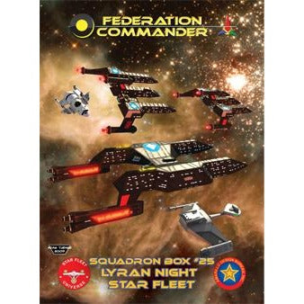 Federation Commander: Squadron Box 25