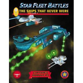 Star Fleet Battles: Module R9 - The Ships That Never Were