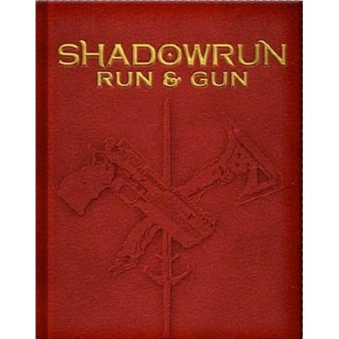 Shadowrun RPG: Run and Gun Limited Edition Hardcover
