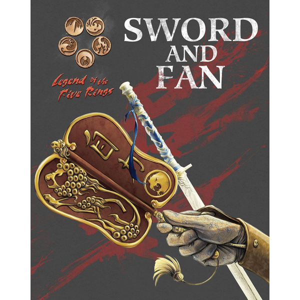 Legend of the Five Rings RPG: Sword and Fan
