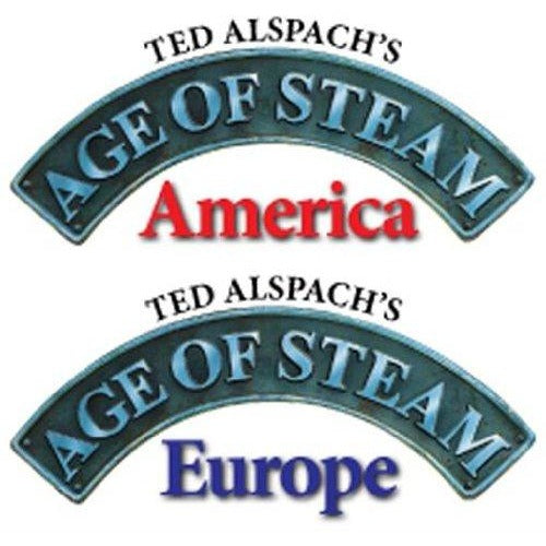Age of Steam: America and Europe Expansion
