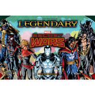 Legendary DBG: Marvel Secret Wars Volume 1