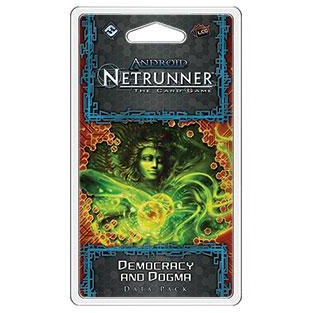 Android Netrunner: Democracy And Dogma