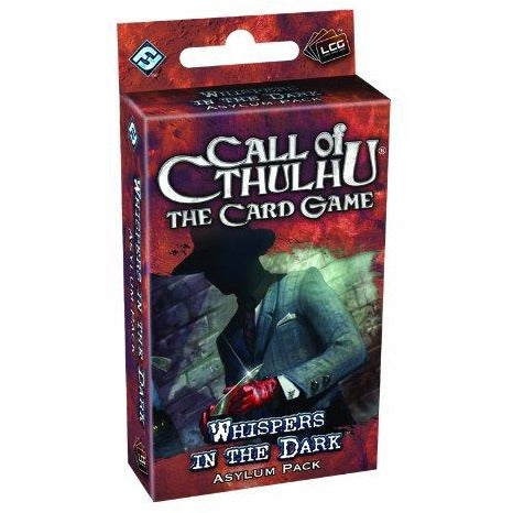 Call of Cthulhu LCG: Whispers in the Dark Asylum Pack