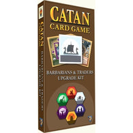 Settlers of Catan: Barbarians and Traders Game Card