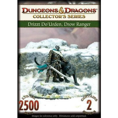 Dungeons and Dragons: Drizzt Do Urden, Drow Ranger