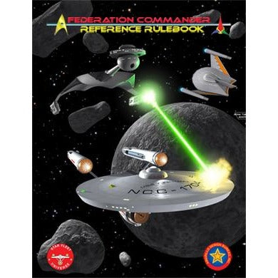 Federation Commander: Reference Rulebook Revised - 6th Edition