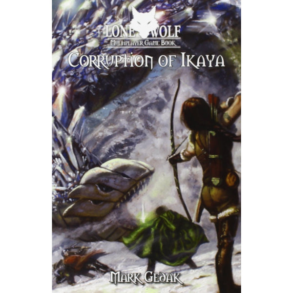 Lone Wolf: Corruption of Ikaya