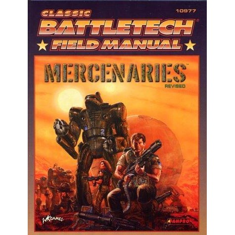 BattleTech: Field Manual Mercenaries (Revised)