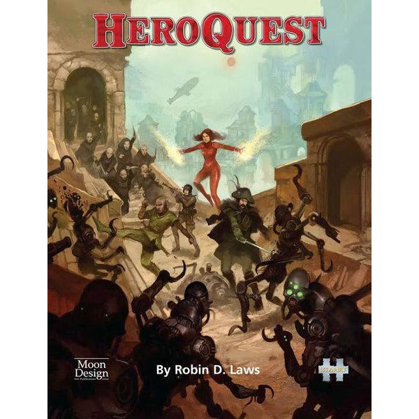HeroQuest: Core Rulebook