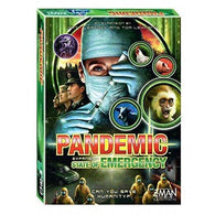Pandemic : State Of Emergency Expansion