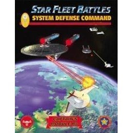 Star Fleet Battles: Module R8 - System Defense Command