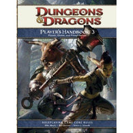 Dungeons and Dragons RPG: Players Handbook 3 Hardcover