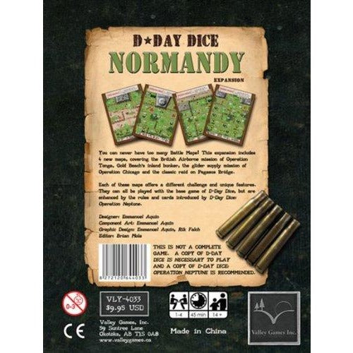 D-Day Dice: Normandy Expansion