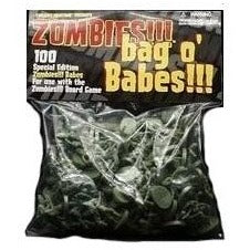 Zombies!!!: Bag O Zombies - Babes