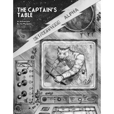 Metamorphosis Alpha RPG: The Captains Table