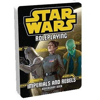 Star Wars: Imperials And Rebels Deck
