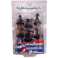 Marvel HeroClix: Captain America The Winter Soldier Starter Set Add WZK 71420C as well
