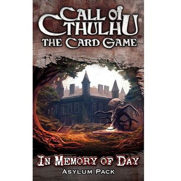 Call of Cthulhu: Memory Of Day Asylum Pack