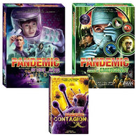 Pandemic Bundle: In The Lab / State of Emergency Expansions and Contagion