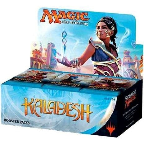 Magic the Gathering CCG: Kaladesh Booster Display (36)
