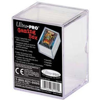 2 Piece Clear Deck Protector Box (100)