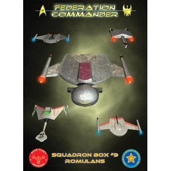 Federation Commander: Squadron Box 9