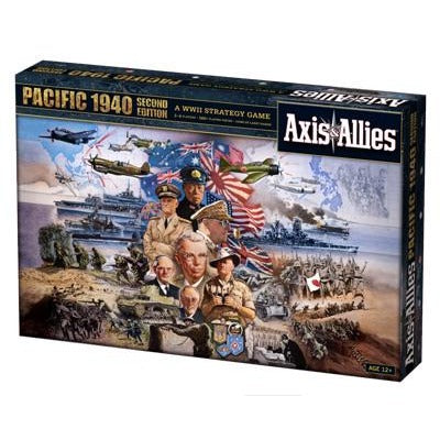 Axis and Allies Pacific 1940 (reprint)