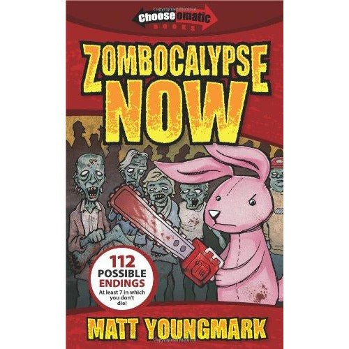 Chooseomatic #1: Zombocalypse Now