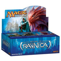 Magic the Gathering CCG: (Canada) Return to Ravnica Booster Display (36)