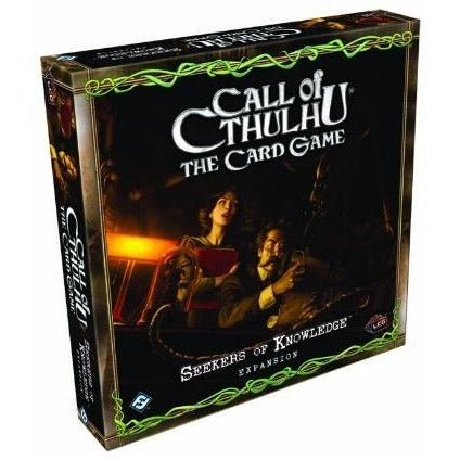 Call of Cthulhu LCG: Seekers Of Knowledge Deluxe Expansion