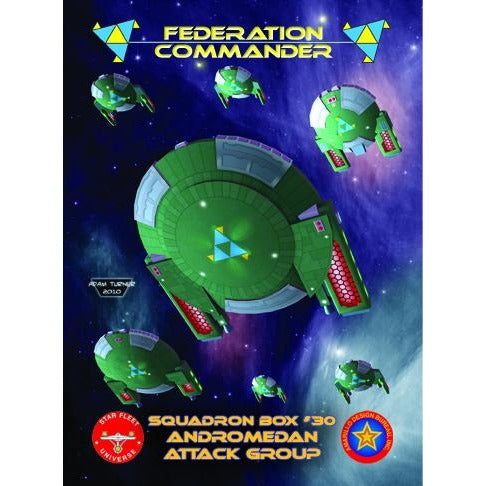 Federation Commander: Sqaudron Box 30