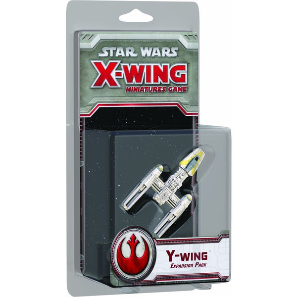 Star Wars X-Wing Miniatures Game: Y-Wing Expansion Pack