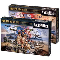 Axis and Allies Bundle: Europe 1940 Plus Pacific 1940