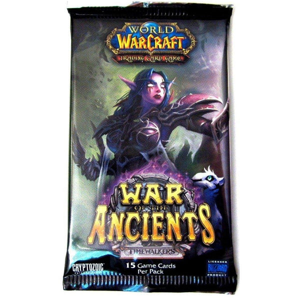 World of Warcraft CCG: Timewalkers War of the Ancients Booster