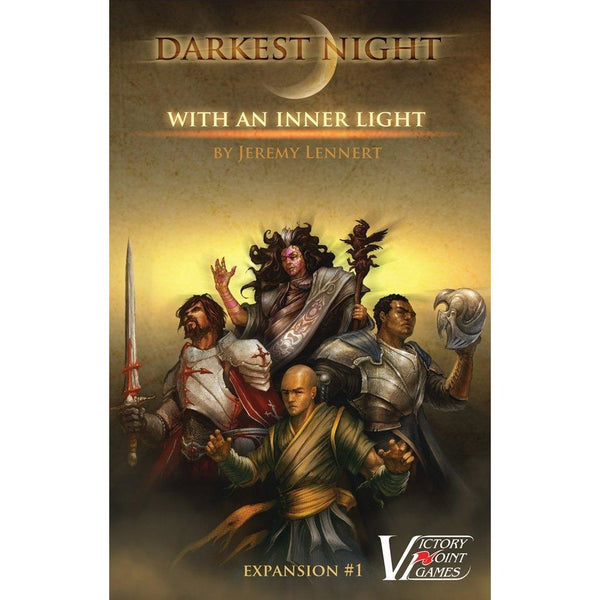 Darkest Night: With An Inner Light