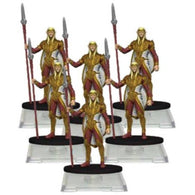 Attack Wing: Dungeons and Dragons Wave One Sun Elf Guard Troop Expansion Pack