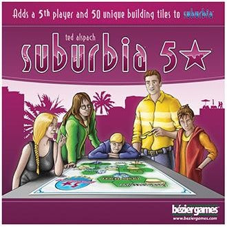Suburbia: 5 Star Expansion