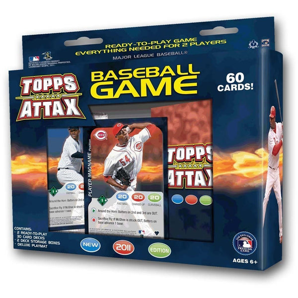 Attax Baseball TCG Starter Kit