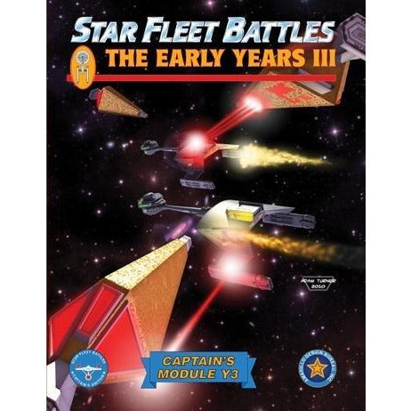 Star Fleet Battles: Module Y3 - Early Years III