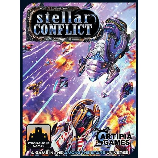 Among the Stars: Stellar Conflict (stand alone)