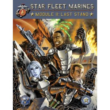 Star Fleet Marines: Last Stand
