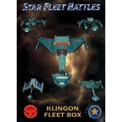Starline 2400 Miniatures: Klingon Fleet Box