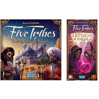 Five Tribes Bundle: Core Plus Artisans of Naqala Expansion