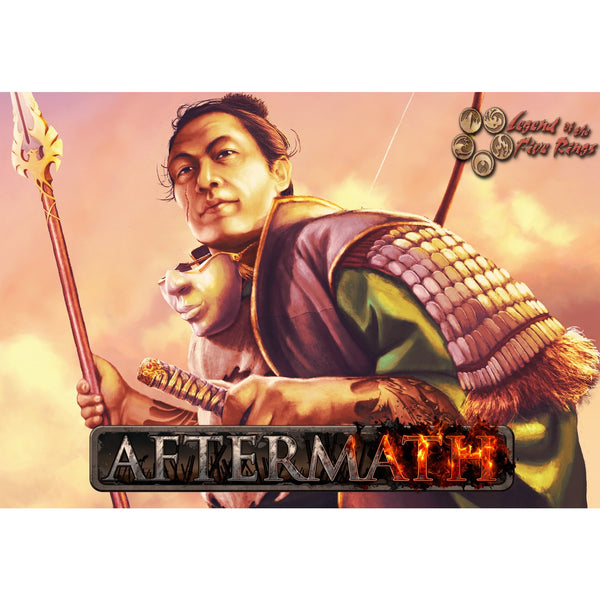 Legend of the Five Rings CCG: Aftermath Booster Pack