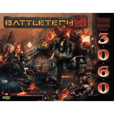 BattleTech: Technical Readout 3060